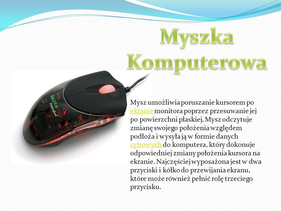 Myszka Komputerowa.