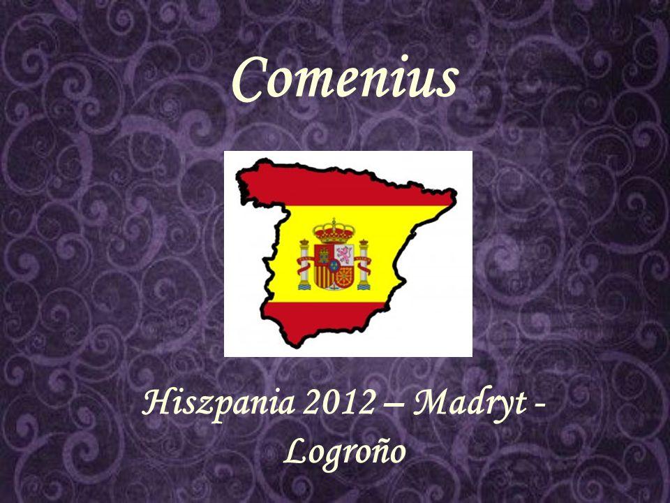 Hiszpania 2012 – Madryt -Logroño