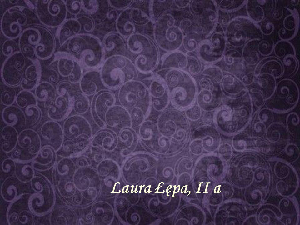 Laura Łępa, II a