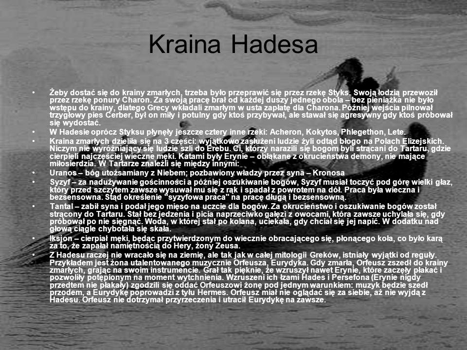 Kraina Hadesa