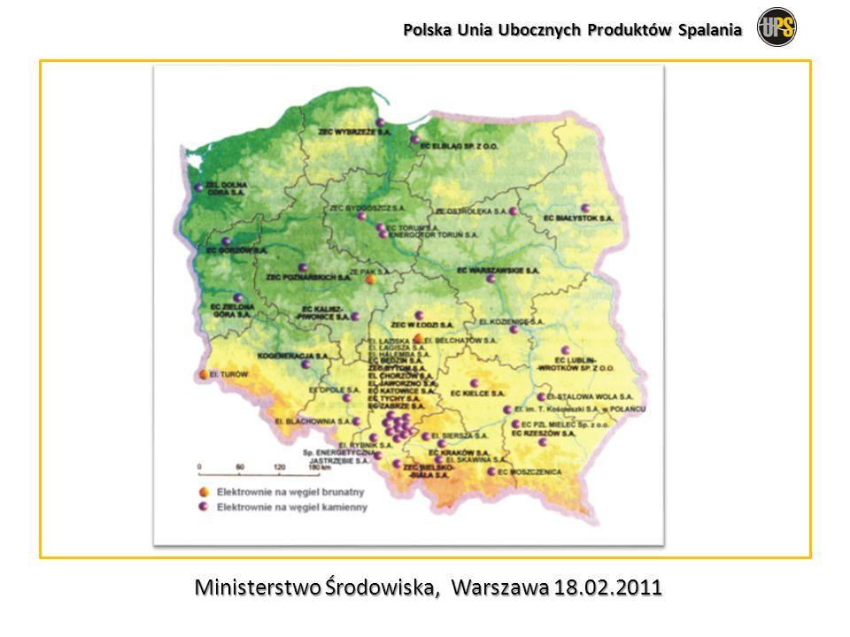 Ministerstwo Środowiska, Warszawa 18.02.2011
