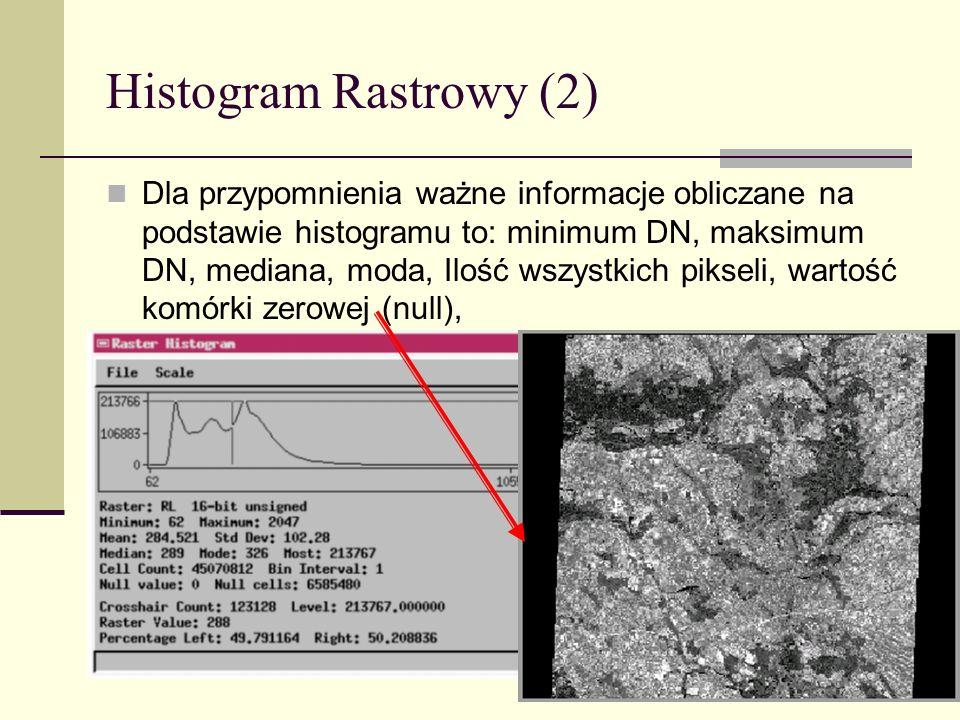 Histogram Rastrowy (2)