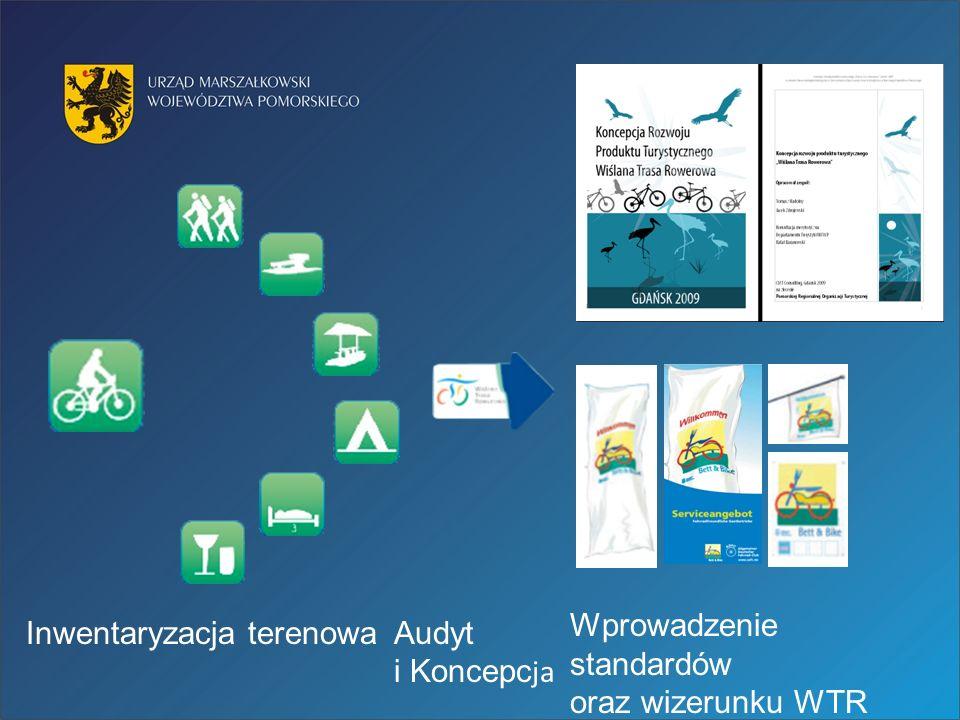 Wprowadzenie standardów oraz wizerunku WTR