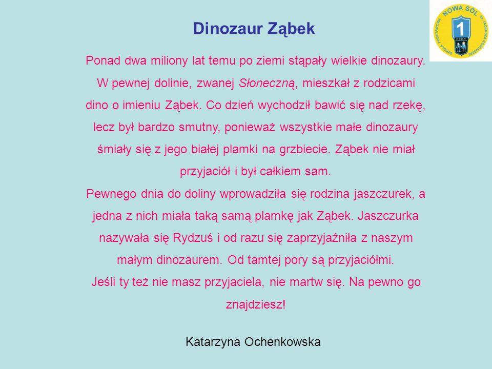 Dinozaur Ząbek