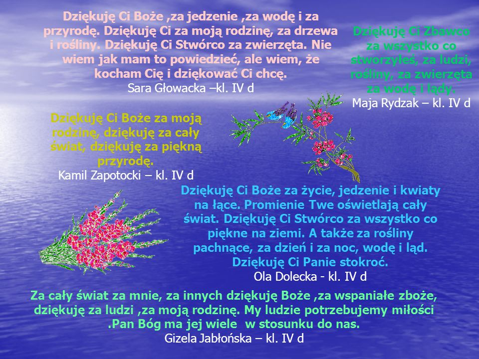 Kamil Zapotocki – kl. IV d