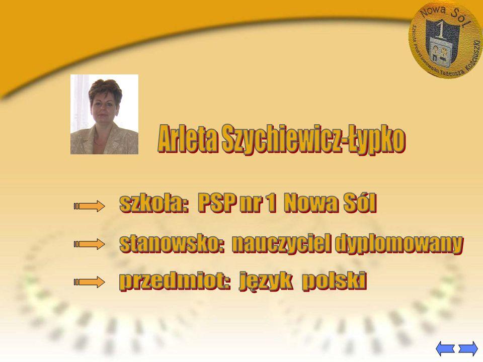Arleta Szychiewicz-Łypko
