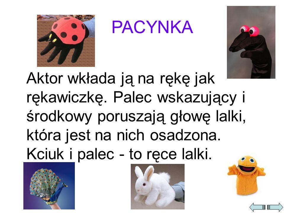 PACYNKA