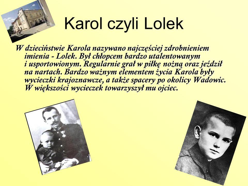 Karol czyli Lolek