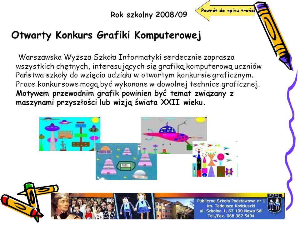 Otwarty Konkurs Grafiki Komputerowej