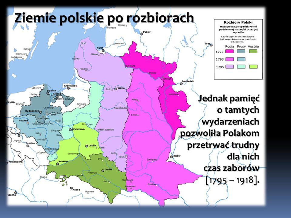 Ziemie polskie po rozbiorach