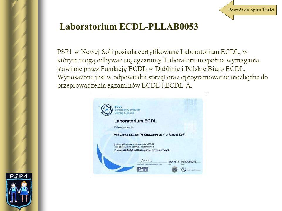 Laboratorium ECDL-PLLAB0053