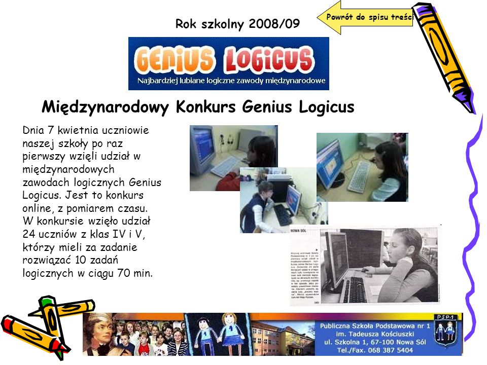 Międzynarodowy Konkurs Genius Logicus