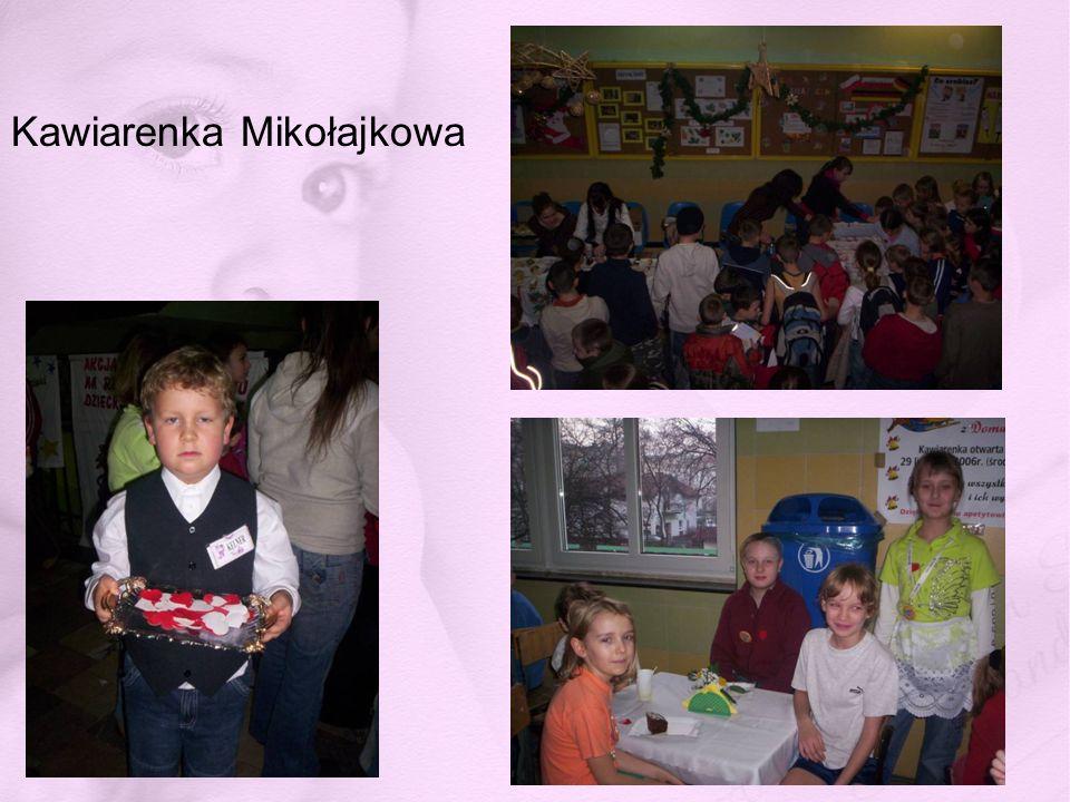 Kawiarenka Mikołajkowa