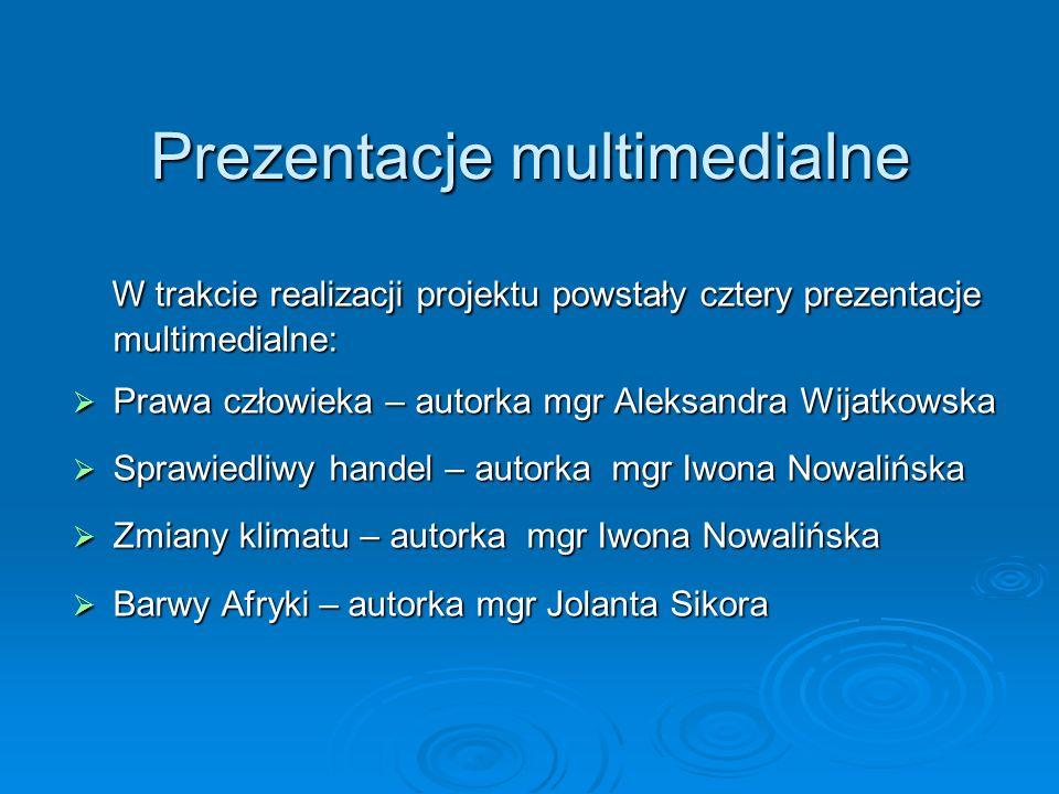 Prezentacje multimedialne