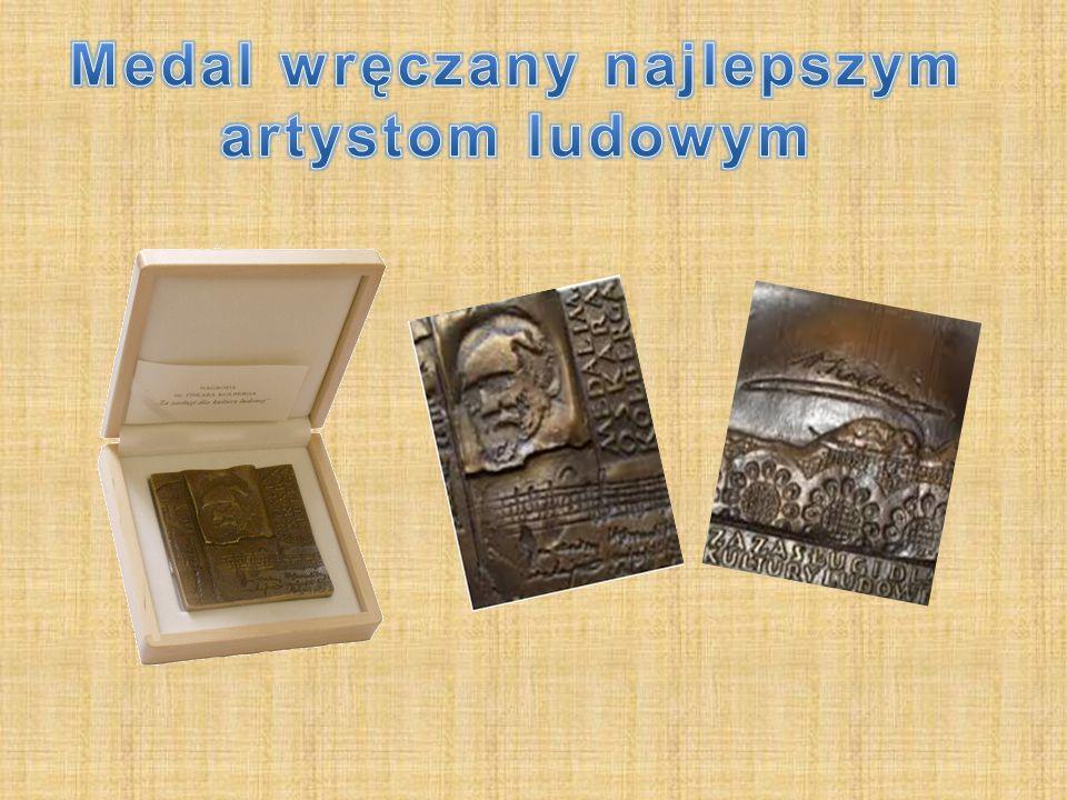 Medal wręczany najlepszym