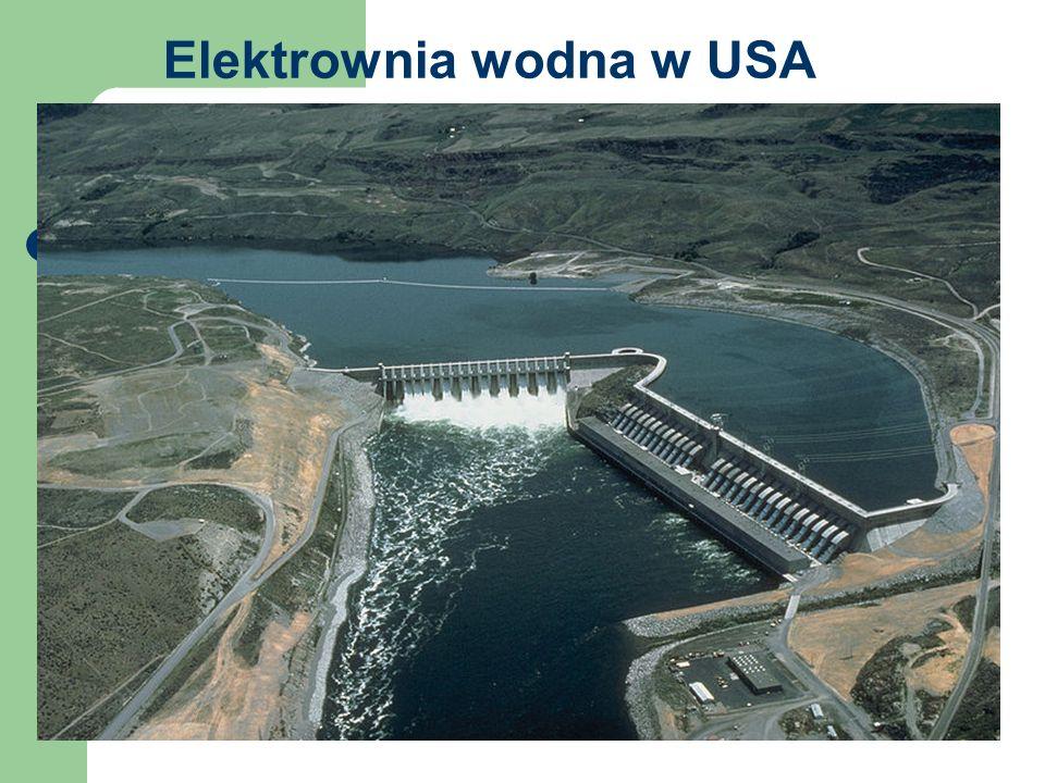 Elektrownia wodna w USA