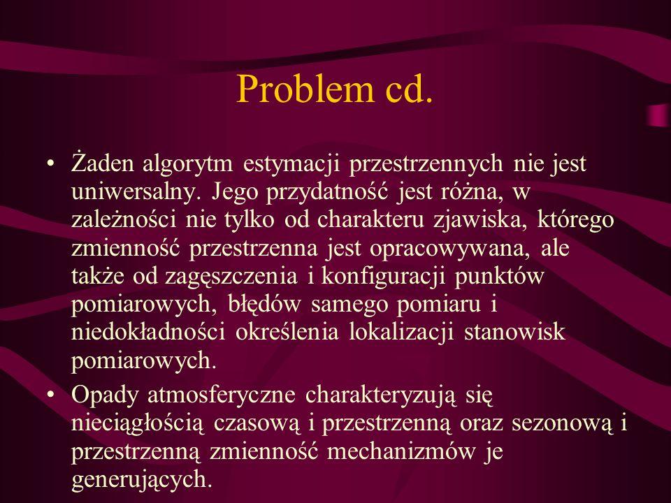 Problem cd.