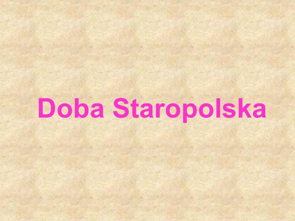 Doba Staropolska