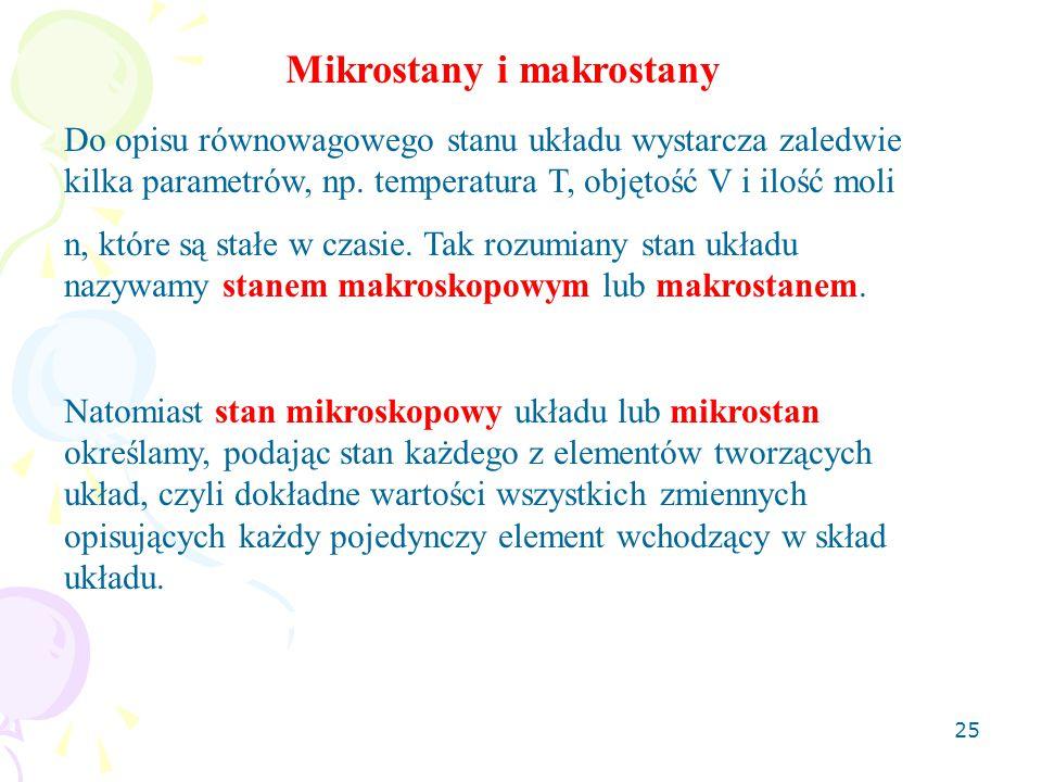 Mikrostany i makrostany
