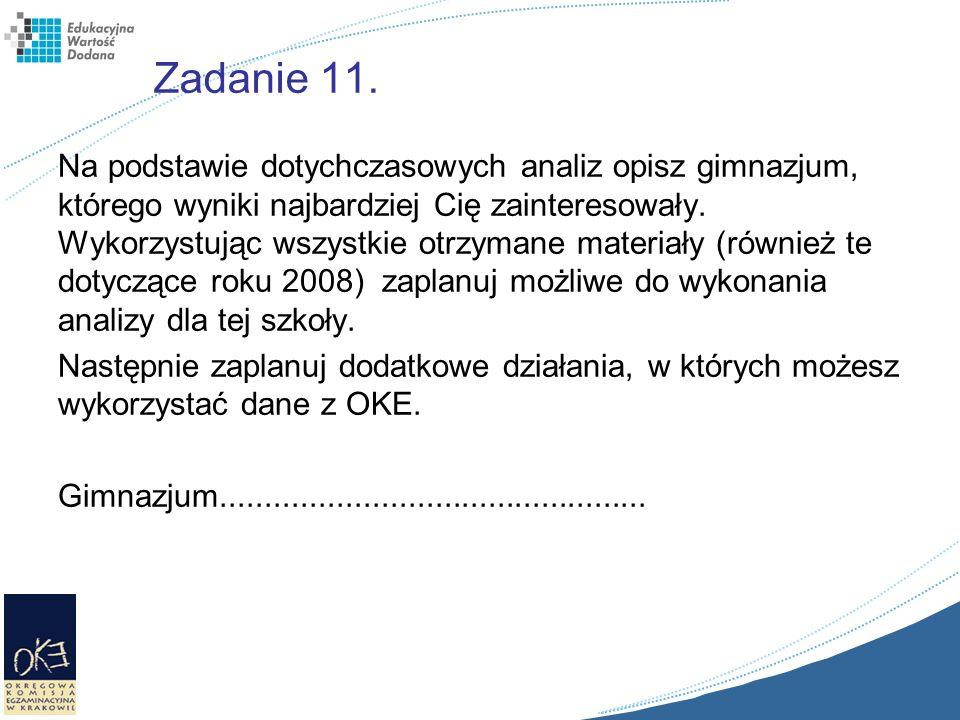 Zadanie 11.
