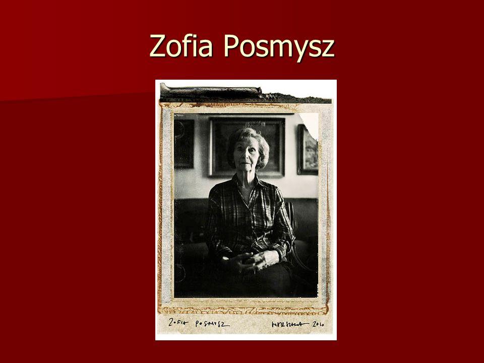 Zofia Posmysz