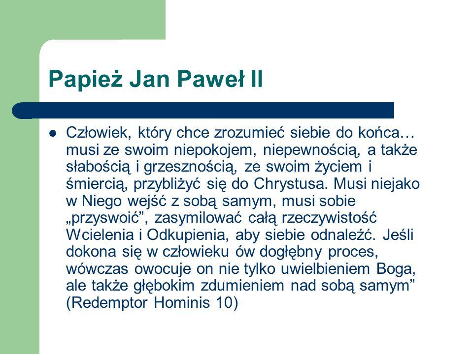 Papież Jan Paweł ll