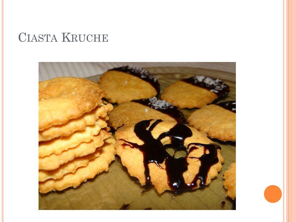 Ciasta Kruche
