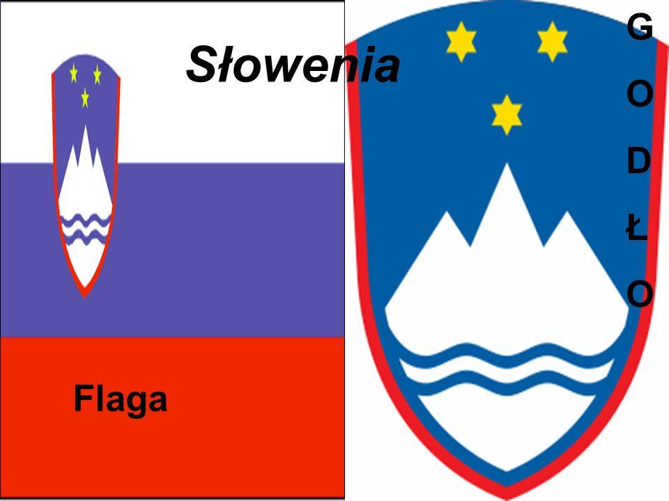 G O D Ł Słowenia Flaga