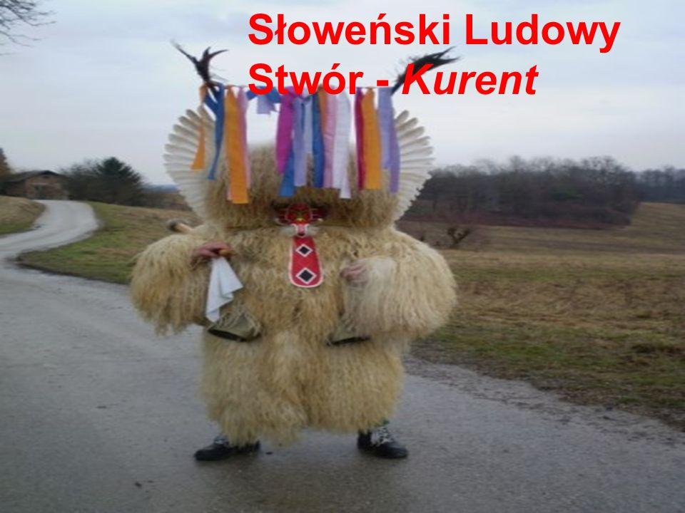 Słoweński Ludowy Stwór - Kurent
