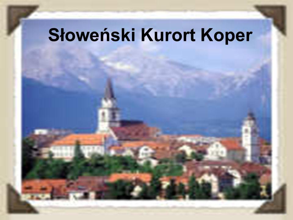 Słoweński Kurort Koper
