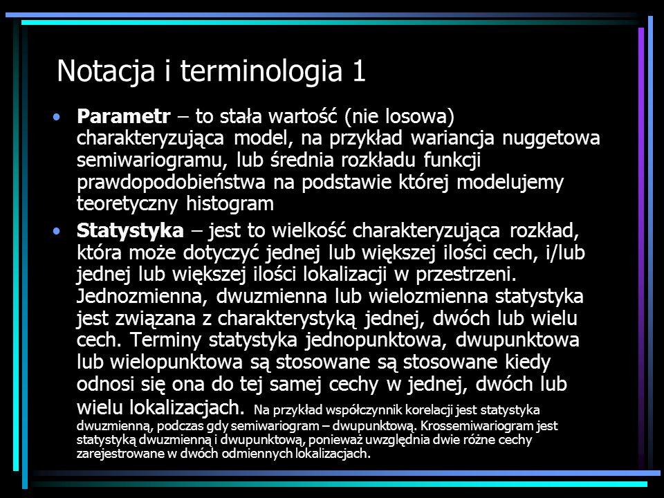 Notacja i terminologia 1