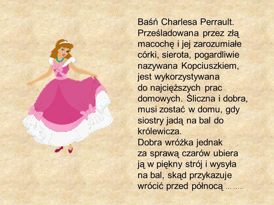 Baśń Charlesa Perrault