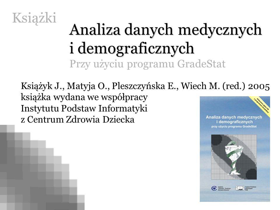 Analiza danych medycznych i demograficznych
