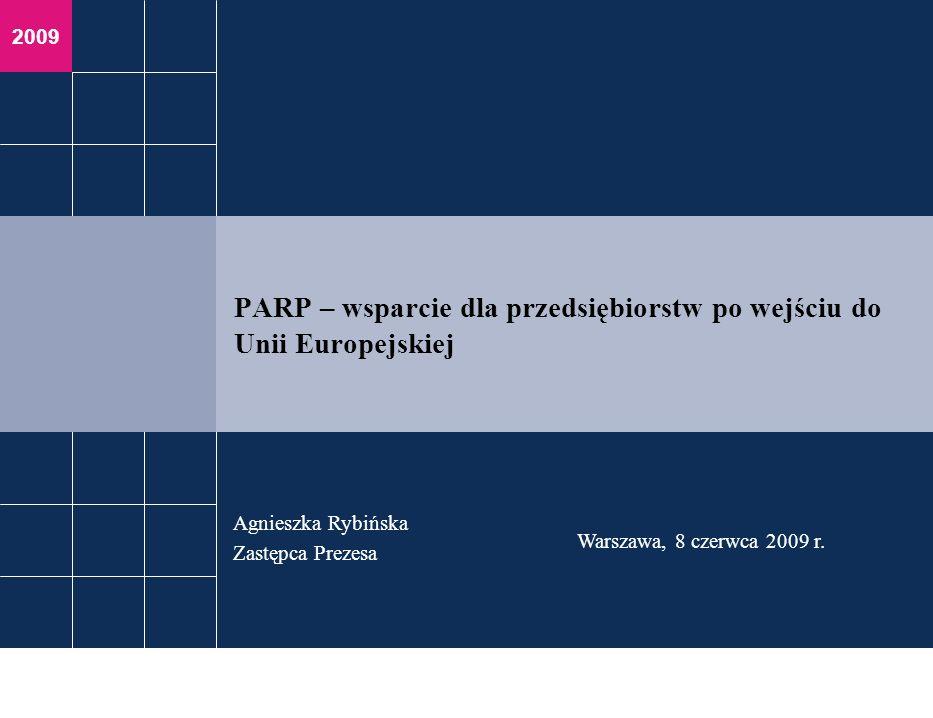 PARP – wsparcie dla przedsiębiorstw po wejściu do Unii Europejskiej