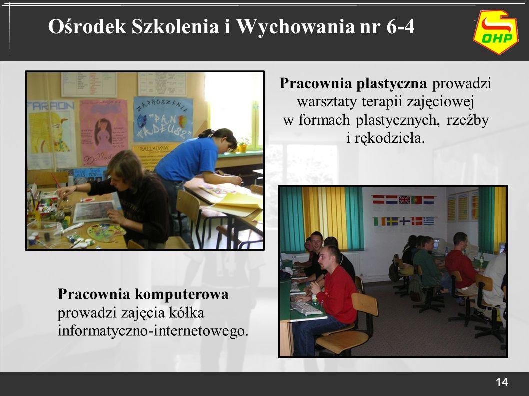 Ośrodek Szkolenia i Wychowania nr 6-4