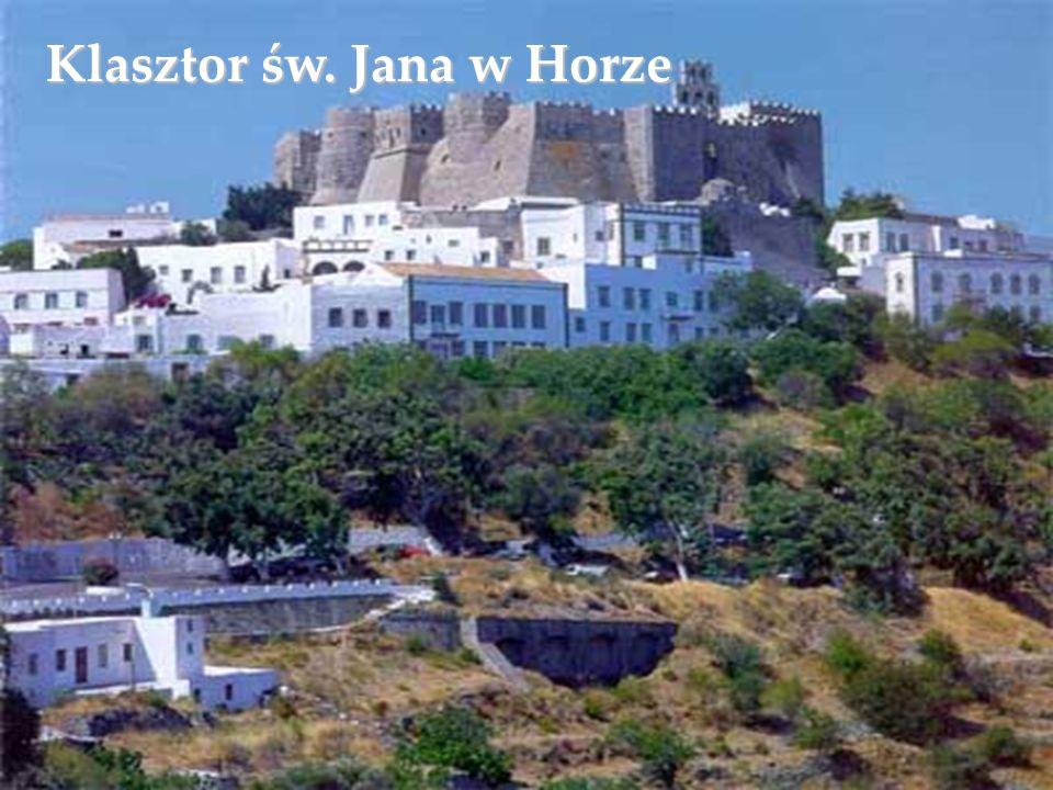 Klasztor św. Jana w Horze