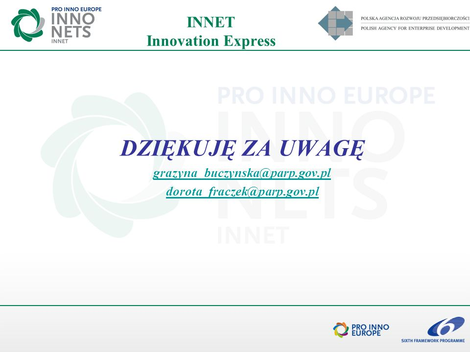 INNET Innovation Express