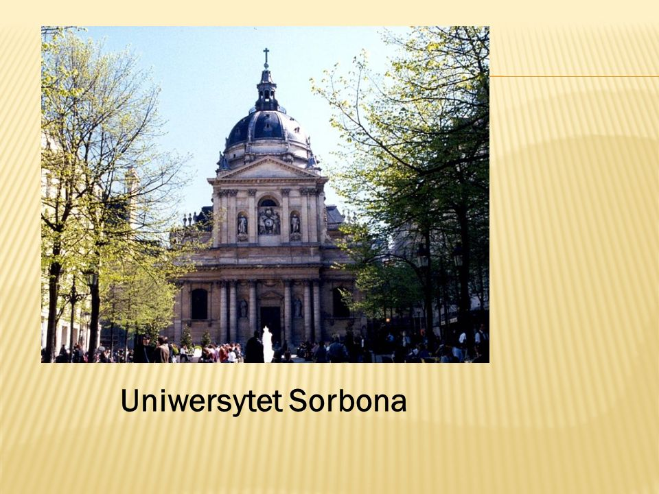 Uniwersytet Sorbona