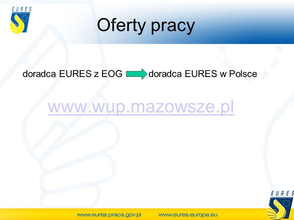 Oferty pracy www.wup.mazowsze.pl