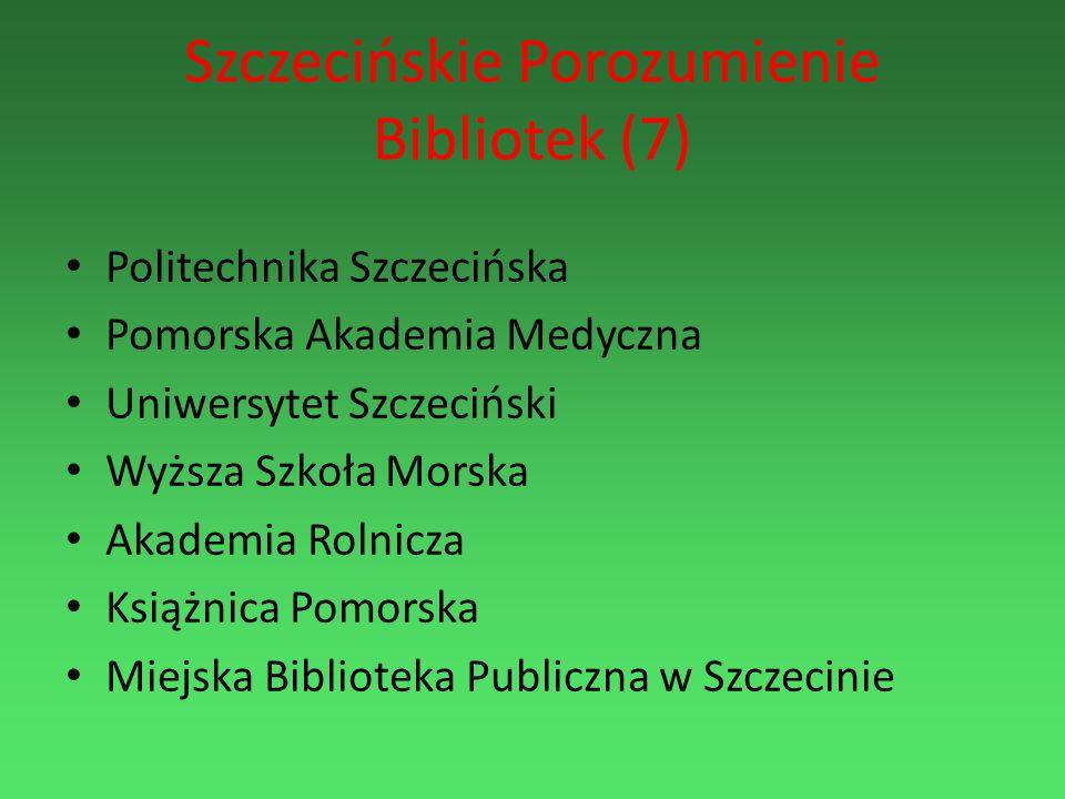 Szczecińskie Porozumienie Bibliotek (7)