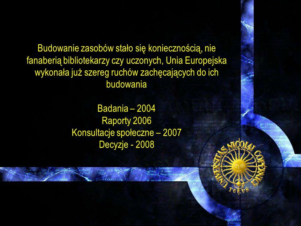 Konsultacje społeczne – 2007