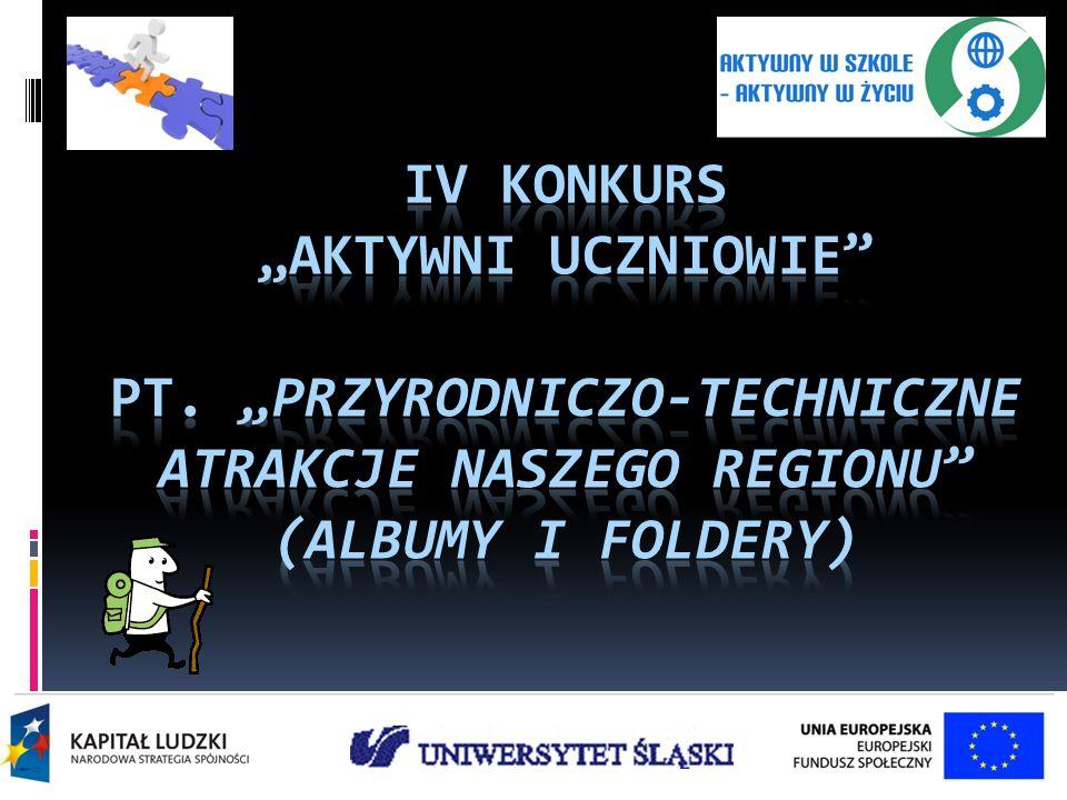 """IV Konkurs """"Aktywni uczniowie"""