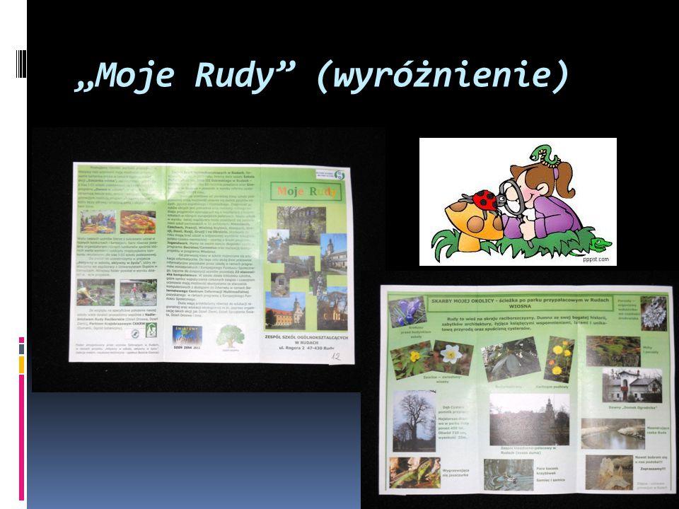 """""""Moje Rudy (wyróżnienie)"""
