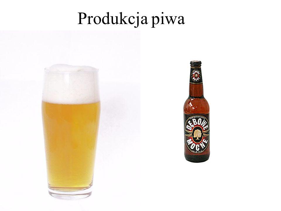 Produkcja piwa