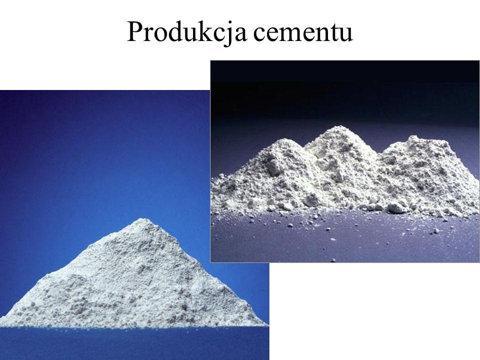 Produkcja cementu