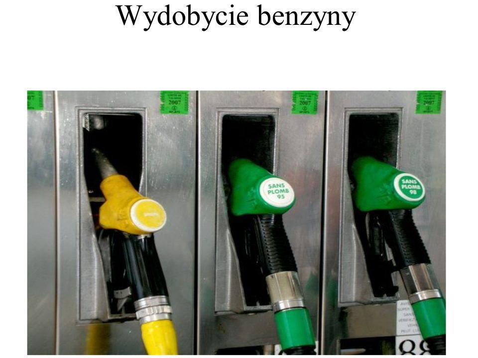 Wydobycie benzyny