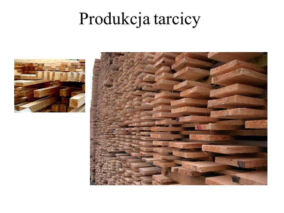 Produkcja tarcicy