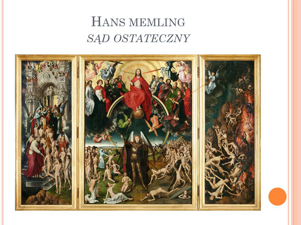Hans memling sąd ostateczny
