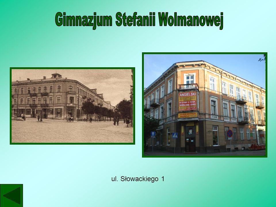 Gimnazjum Stefanii Wolmanowej