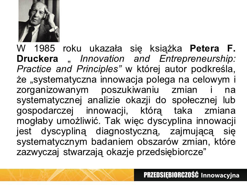 W 1985 roku ukazała się książka Petera F